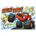 Puzzle  Trefl-14244 XXL Teile - High Tire!