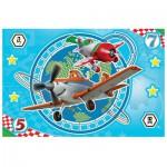 Trefl-14603 Extragroße Puzzleteile - Planes