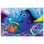 Trefl-14813 Glam Puzzle - Disney Finding Dory