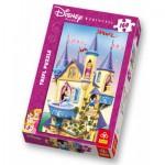 Puzzle  Trefl-15142 Disneyprinzessinnen