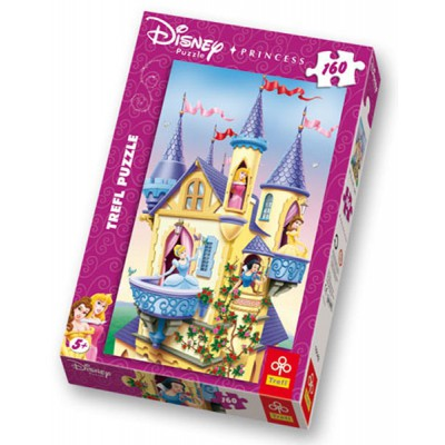 Puzzle Trefl-15142 Prinzessinnenpalast