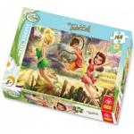 Puzzle  Trefl-15202 Disney Fairies