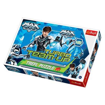 Puzzle Trefl-15240 Max Steel