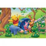 Puzzle  Trefl-16093 Winnie the Pooh geht spazieren