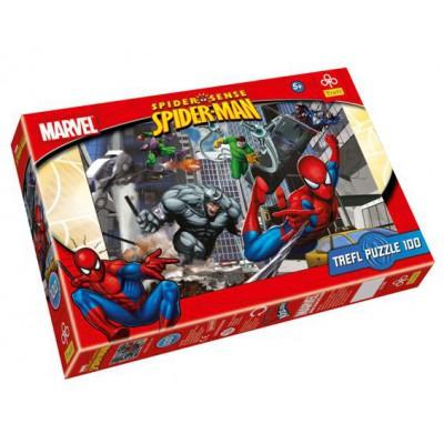 Puzzle Trefl-16158 Spiderman