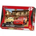 Puzzle  Trefl-16160 Cars 2: Beste Freunde