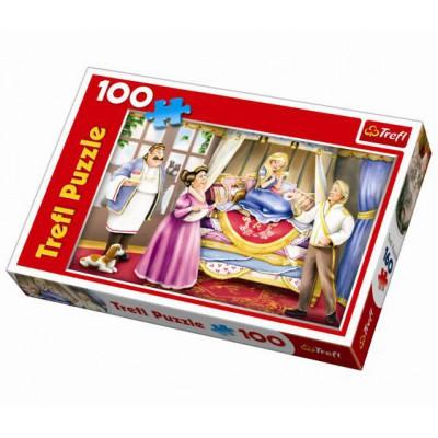Puzzle Trefl-16173 Verwöhnte Prinzessin