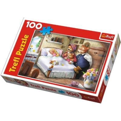 Puzzle Trefl-16176 Goldlöckchen und die drei Bären