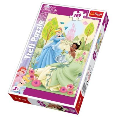 Puzzle Trefl-16180 Disney-Prinzessinnen