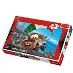 Puzzle  Trefl-16187 Cars 2: Martin fliegt
