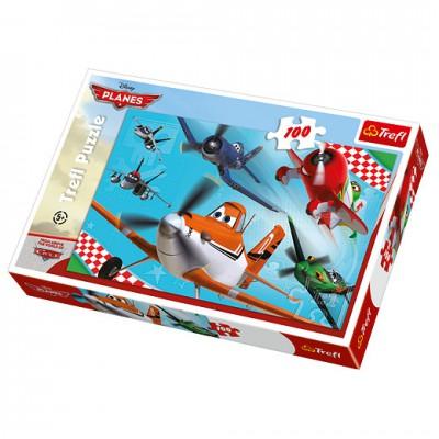 Puzzle Trefl-16205 Disney Planes: Flugzeugparade