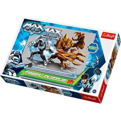Puzzle Trefl-16206 Max Steel: Kampf der Titanen