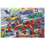Puzzle  Trefl-16262 Formel 1