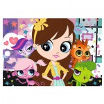 Puzzle  Trefl-16287 Littlest Pet Shop