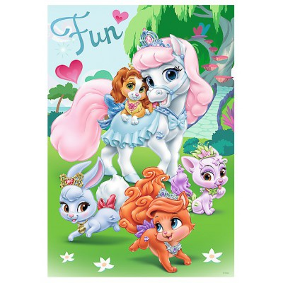 Puzzle Trefl-16289 Whisker Haven Tales