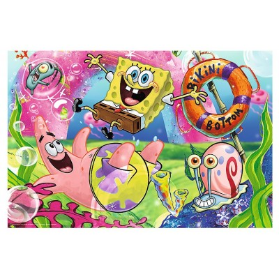 Puzzle Trefl-16300 Sponge Bob