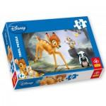 Puzzle  Trefl-17157 Bambi: Im Wald