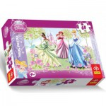Puzzle  Trefl-17191 Disneys Prinzessinnen