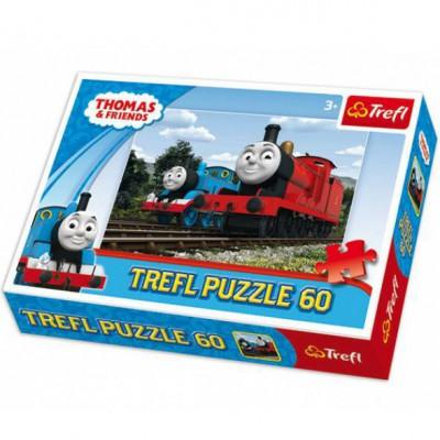 Puzzle Trefl-17200 Thomas und seine Freunde