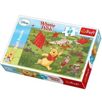 Puzzle Trefl-17204 Winnie und sein Drachen