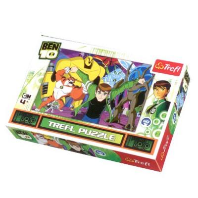 Puzzle Trefl-17216 Ben 10: Ultimate Alien