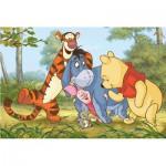 Puzzle  Trefl-17221 Winnie: im Wald