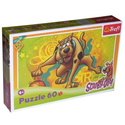 Puzzle Trefl-17223 Scooby-Doo: Basketball