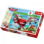Puzzle  Trefl-17228 Planes - Dusty