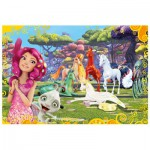 Puzzle  Trefl-17255 Mia and Me