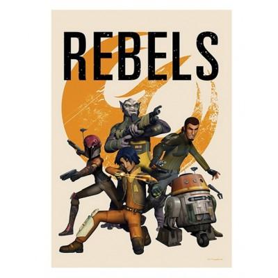 Puzzle Trefl-17258 Star Wars: Rebels
