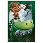 Puzzle  Trefl-17278 Disney: Arlo und Spot - Dinosaurier