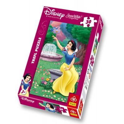 Puzzle Trefl-18116 Een brief van een prins!