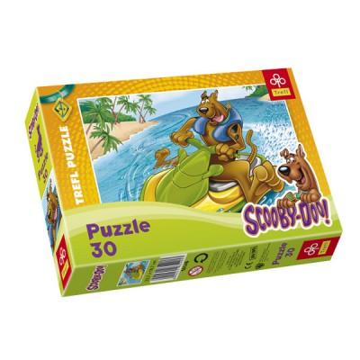 Puzzle Trefl-18146 Scooby-Doo: Jet-Ski