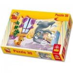 Puzzle  Trefl-18150 Tom und Jerry: Warte, wenn ich dich kriege!