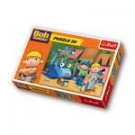 Puzzle  Trefl-18161 Bob der Baumeister