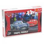 Puzzle  Trefl-18162 Cars 2: Lustiges Treffen