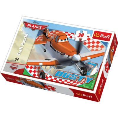 Puzzle Trefl-18174 Disney Planes - Dusty