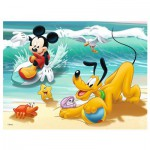 Puzzle  Trefl-18207 Mickey
