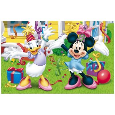 Puzzle Trefl-19277 Daisy und Mini feiern