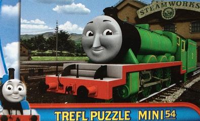Puzzle Trefl-19385 Thomas und seine Freunde