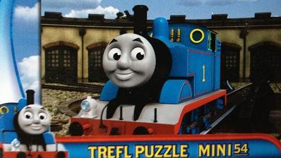 Puzzle Trefl-19386 Thomas und seine Freunde