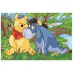 Puzzle  Trefl-19393 Winnie Puuh: Winnie und I-Aah