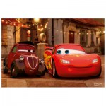 Puzzle  Trefl-19399 Cars 2: Flash McQueen