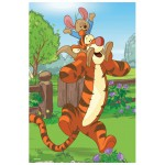 Puzzle  Trefl-19400 Winnie Puuh: Tigger