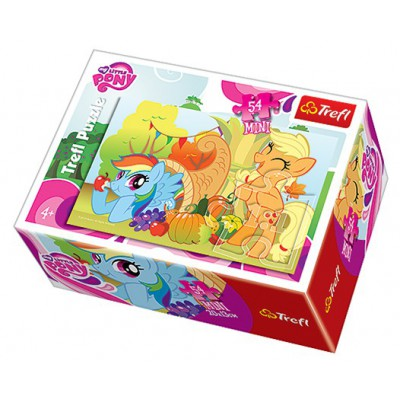 Trefl-19465 Mini Puzzle - My Little Pony
