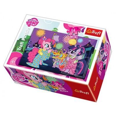 Trefl-19467 Mini Puzzle - My Little Pony