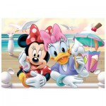 Trefl-19472 Mini Puzzle - Minnie Maus