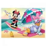 Trefl-19474 Mini Puzzle - Minnie Maus