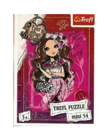 Trefl-19477 Puzzle Mini - Ever After High