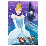 Trefl-19536 Mini Puzzle - Disney Princess